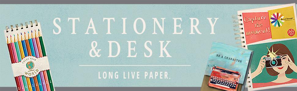 Stationery & Desk