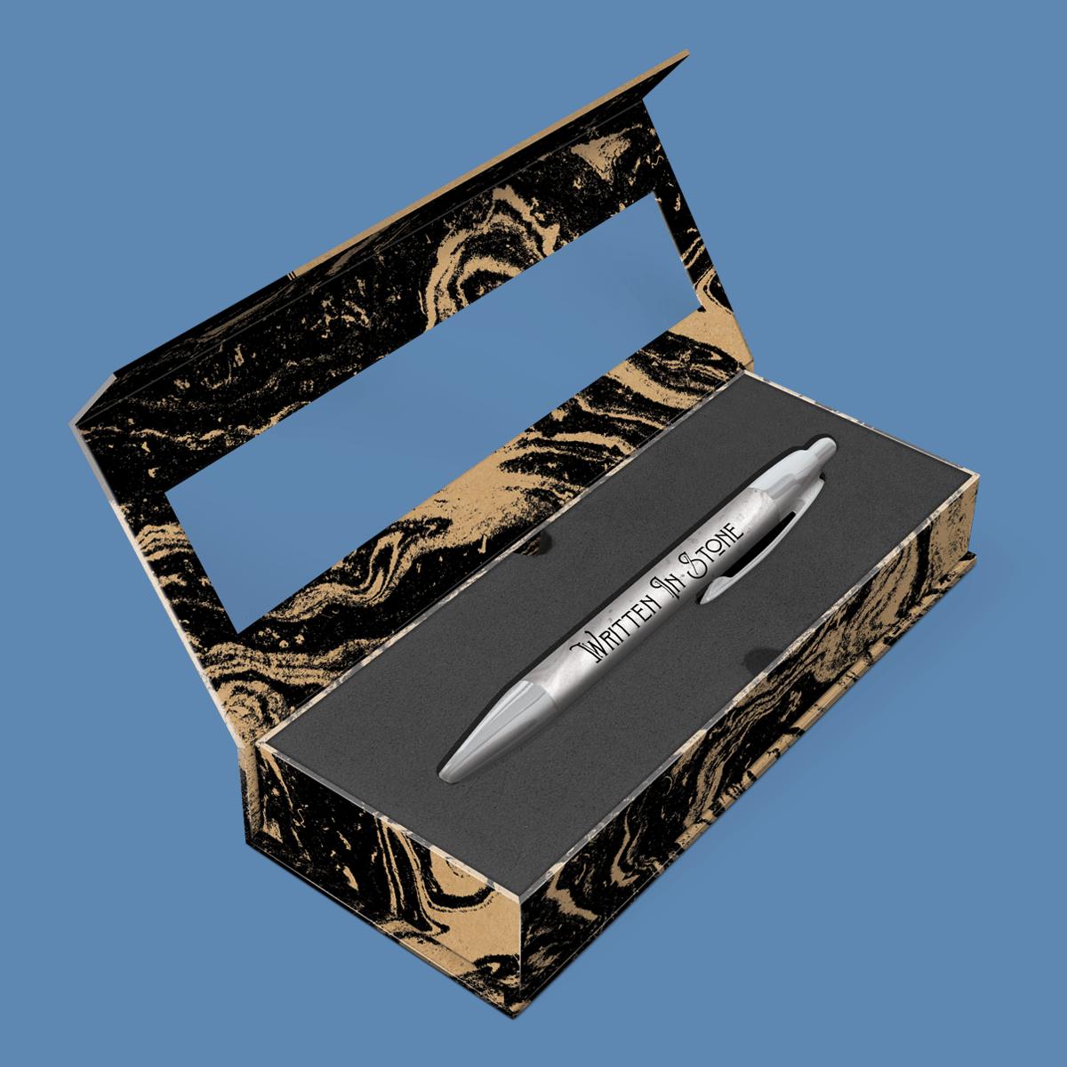 Modern Day Shakespeare Boxed Pen