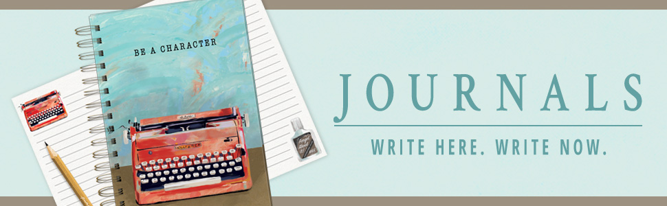 Journals, Notebooks & Planners