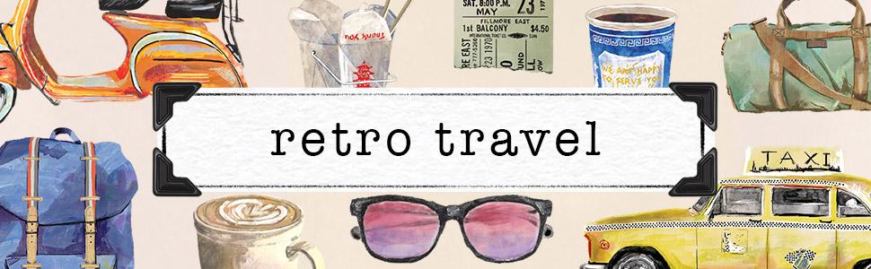 Retro Travel