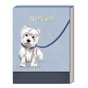 Terrier Pocket Notepad Product
