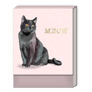 Meow Pocket Notepad Product