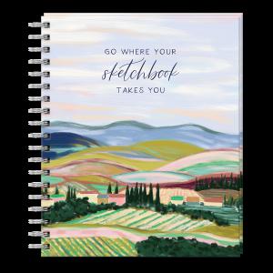 Landscape Sketchbook Product