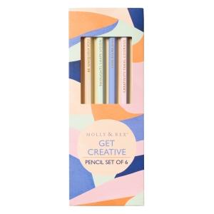 Palms Villa Creative Boxed Pencils Product